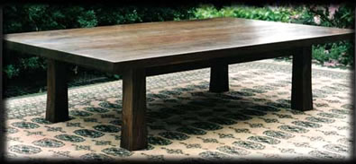 Tea Table – mahogany