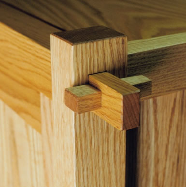 Knockdown joinery